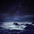 Starry night by Jorge Maia