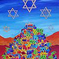 Stars Above Jerusalem by Dawnstarstudios