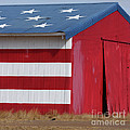 Stars And Stripes by Art Block Collections