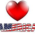 Love America by Fenton Wylam