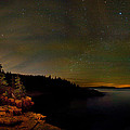 Stars Over Monument Cove 4186 by Brent L Ander