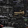 Starships... by Tim Fillingim