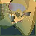 Start Of A Headache by Stephan Chmilnitzky