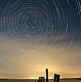 Startrails 2 by Benjamin Reed