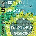 Starts With A Dream by Debbie DeWitt