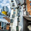 Stata Building 1 by Jerry Fornarotto