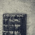 State Car Keys by Alice Gipson