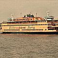 Staten Island Ferry by Jonathan Davison
