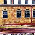 Station House by Art Dingo