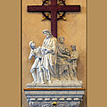 Station Of The Cross 01 by Thomas Woolworth