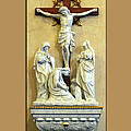 Station Of The Cross 12 by Thomas Woolworth