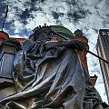 Statue by John Keyser