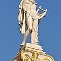 Statue Of Apollo by George Atsametakis