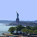 Statue Of Liberty by Donna Walsh