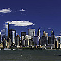 Statue Of Liberty Ferry 2 by Jatinkumar Thakkar