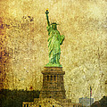 Statue Of Liberty by Garry Gay