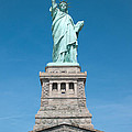 Statue Of Liberty II by Clarence Holmes