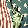 Statue Of Liberty by Juli Scalzi