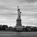Statue Of Liberty Liberty Island New York City by Joe Fox