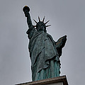 Statue Of Liberty - Paris France - 01131 by DC Photographer
