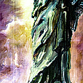 Statue Of Liberty Part 4 by Ginette Callaway