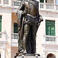 Statue Of Pedro De Heredia by Jannis Werner