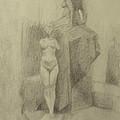 Statues by Cynthia Harvey