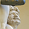 Statues Of Hercules And Cacus by David Letts