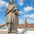 Statues Of Prophets by David Davis
