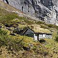 Stavbergsetra - Cowherd Huts by Katerina Naumenko