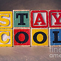 Stay Cool by Art Whitton