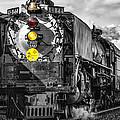Steam Engine 844 by Diana Powell