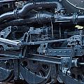 Steam Engine Wheels by Robert Klemm