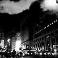 Steam Heat - New York At Night by Miriam Danar
