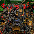 Steam Locamotive Controls by Paul Freidlund