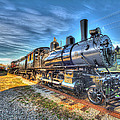 Steam Locomotive No 6 Norfolk And Western Class G-1 by Greg Hager