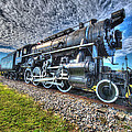 Steam Locomotive No 606 by Greg Hager