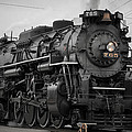 Steam Locomotive by Tracey Patterson