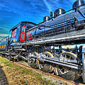 Steam Locomotive Virginian Class Sa No 4 by Greg Hager