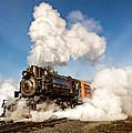 Steam Power by Mary Jo Allen