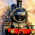 Steam Power by Michael Pickett