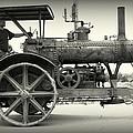 Steam Power Tractor by Scott Polley