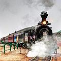 Steam Train 45 by William Havle