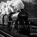 Steam Train by Darren Eves