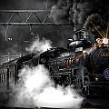 Steam Train by FL collection