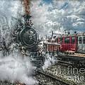 Steam Train by Hanny Heim