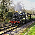 Steam Train by Paul Williams