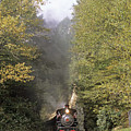 Steam Train by Sally Mccrae Kuyper/science Photo Library
