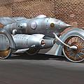 Steam Turbine Cycle by Stuart Swartz