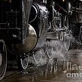 Steam Wheels by Dennis Hedberg